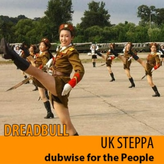 [UK STEPPA] - DUBWIZE FOR THE PEOPLE