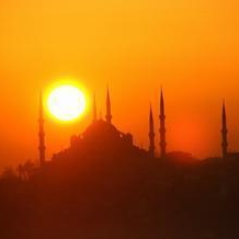 A Turkish Sunset for the Ears