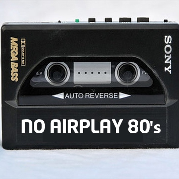 No Airplay 80's collection