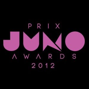 2012 Juno Nominees
