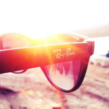 Dance with your RayBans
