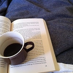 Coffee. Book. Bed. - Sunday Morning