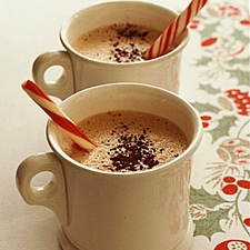 Candy Canes Hot Cocoa
