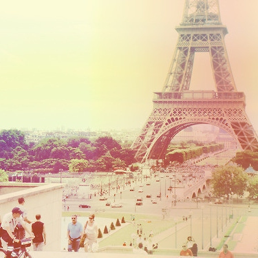 Day To Night In Paris