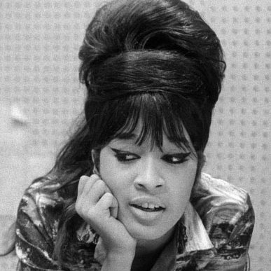 Ronnie Spector's Faded Eyeliner