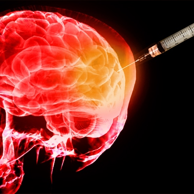 21 Good things to inject in the brain