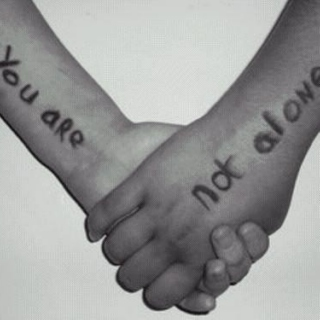 You are not alone vol.1_)