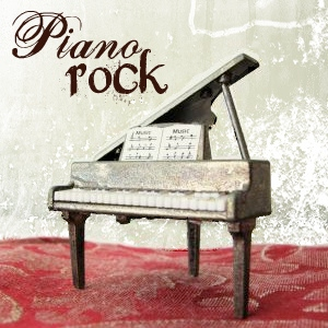 Piano Instrumentals - Rock songs