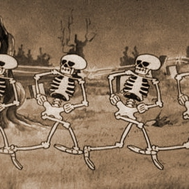 Groovin' in the Cemetery