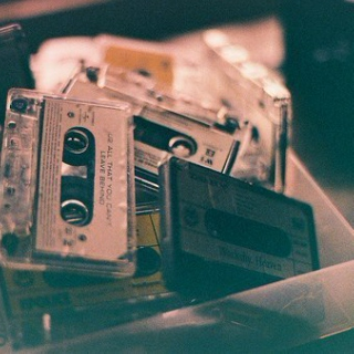 Nostalgia in a mixtape