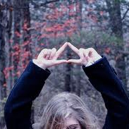 so i gave that hipster a triangle, hipsters love triangles