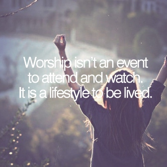 Praise the Lord and Dance!