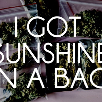 sunshine in a bag