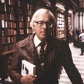 Bye Ray Bradbury. Gave me a lot to imagine.