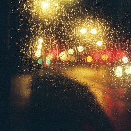 Rainy summer nights