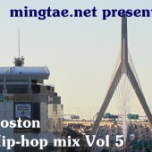 Boston Hip-hop mix Vol 5
