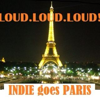 INDIE goes PARIS!