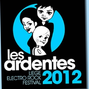 Les Ardentes 2012 Warmup