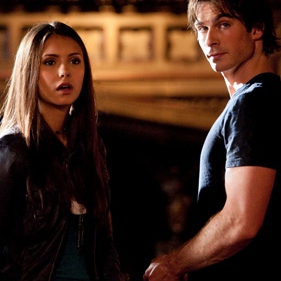 The Vampire Diaries S01E02 - The Night of the Comet