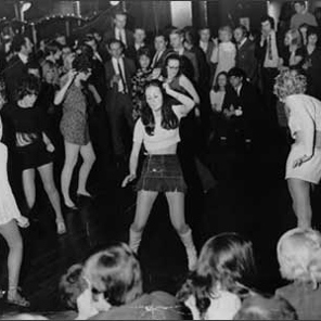 you were dancing to northern soul