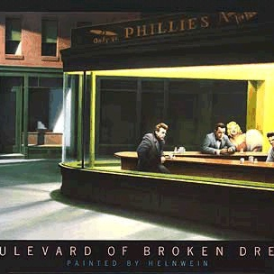 Café of Broken Dreams