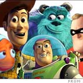 The Best of Pixar