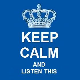 Keep calm and listen this...