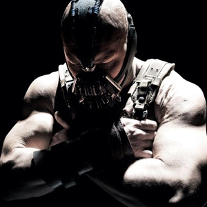 What Bane Listens to in the Gym