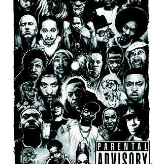 Best of All Rap,Hip-Hop, and R&B Artists