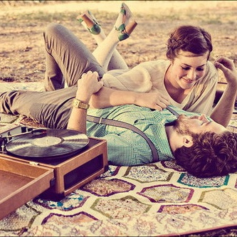 Retro dancing, love, and lazy afternoons.