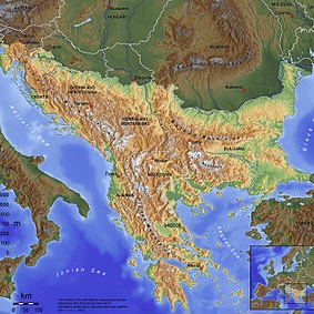 Sounds of the Balkans, part one