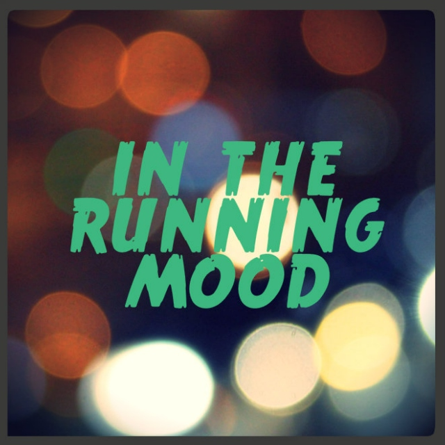 In the mood for a run