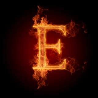 "The Alphabet Series: ""E"""