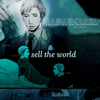 Sell The World, a Doumeki x Yashiro fanmix