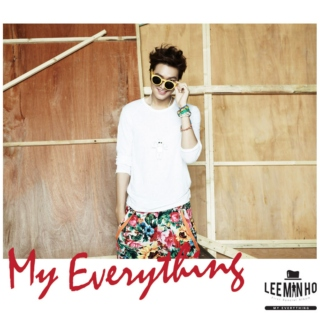 My Everything (Lee Min Ho)