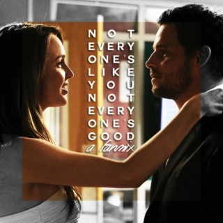 Not Everyone's Like You (A Jolex Fanmix)