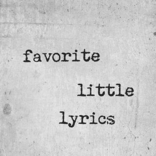 Favourite songs♪