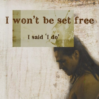 I won't be set free