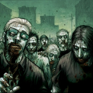 Unnamed Zombie Story