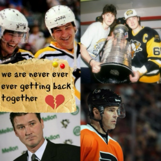 we are never ever getting back together: jaromir jagr/mario lemieux