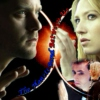 The Planets Bend Between Us -- DW/Fringe XOver