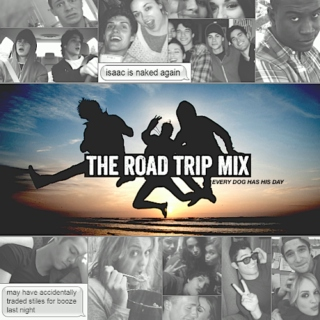 the road trip mix