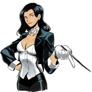 Every little thing she does (A Zatanna Zatara FST)