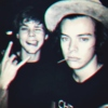 partying with harry and ashton