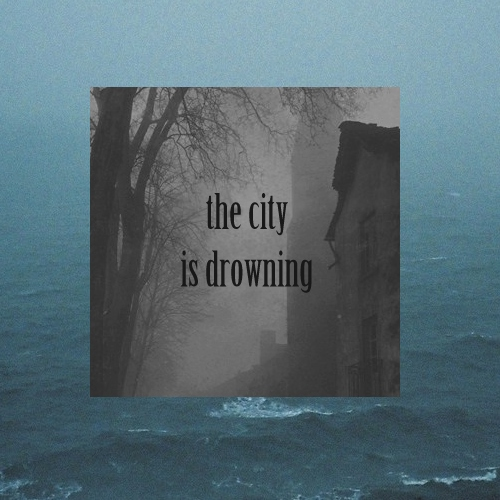 the city is drowning