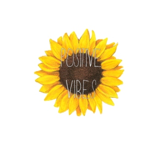 ✿ positive vibes ✿