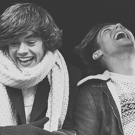 harry & louis.
