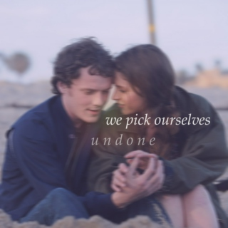 we pick ourselves undone