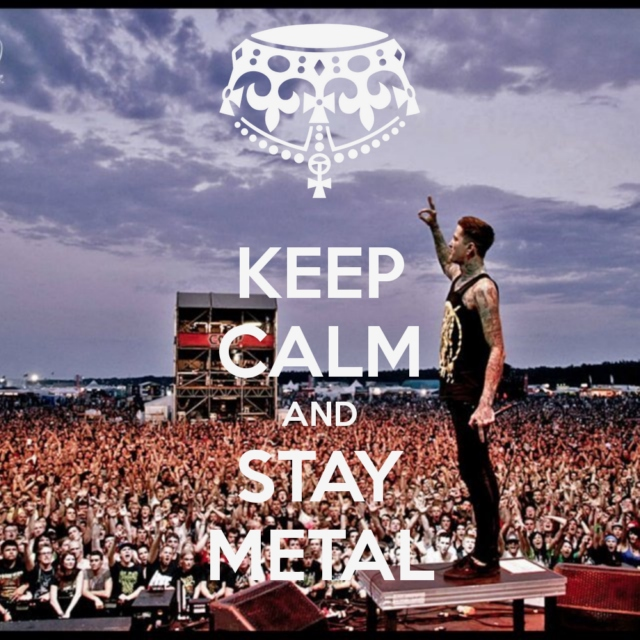Stay Metal 3