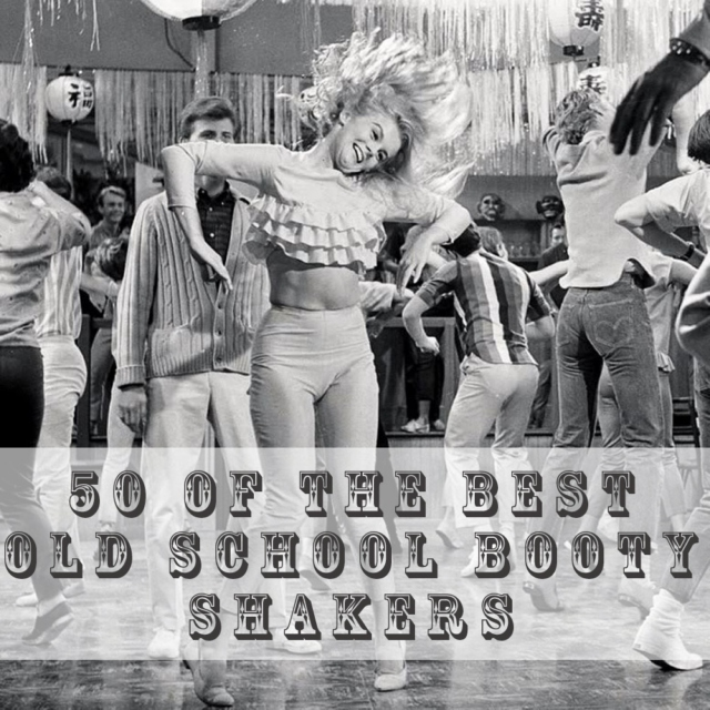 50 booty shakers from the 60s